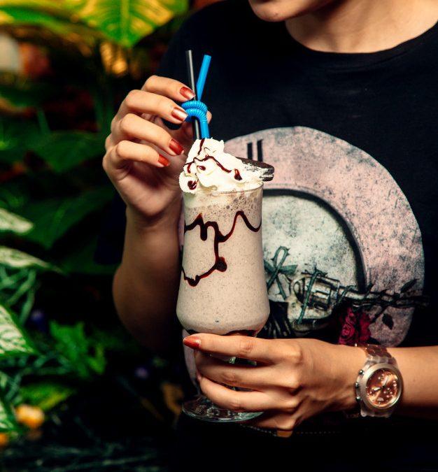 Recette de Milkshake au cannabis